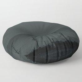 aries moon ii Floor Pillow