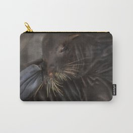 Sea Lion Itch Carry-All Pouch