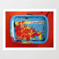 Not Kamera - Cameron Art Print