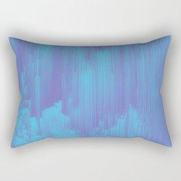 Hazy Winter Rectangular Pillow