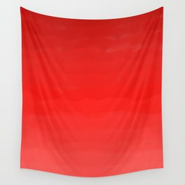 Glowing Red Lipstick Wall Tapestry