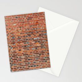Brick Stationery Cards