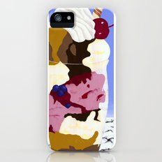 Parfait Card Slim Case iPhone (5, 5s)