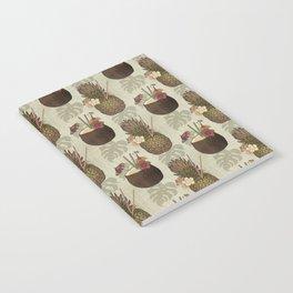 Pineapple Pina Coladas Notebook