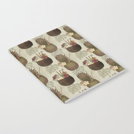 Pineapple Pina Coladas Notebook