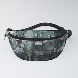 New York Minute Fanny Pack