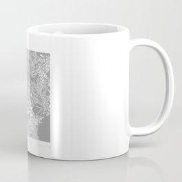 Edinburgh Figure Ground Coffee Mug
