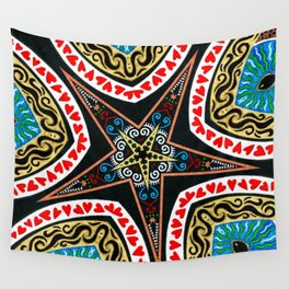 Starry Eyed Wall Tapestry