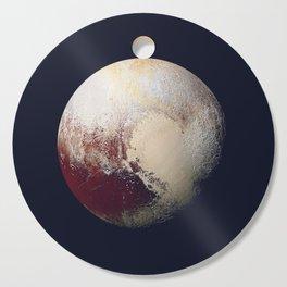 Pluto Cutting Board