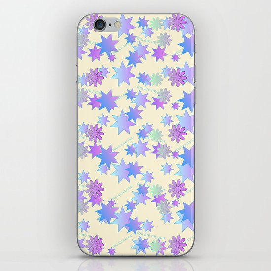 Stars... iPhone & iPod Skin