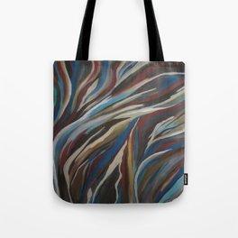 Nature Flow Tote Bag