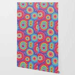 Love Tye Dye Wallpaper