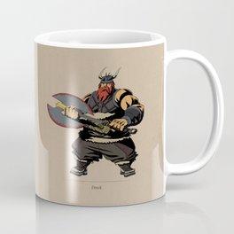D&R NPC: Drock Coffee Mug