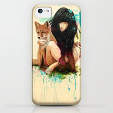 Fox Love iPhone 5c Slim Case