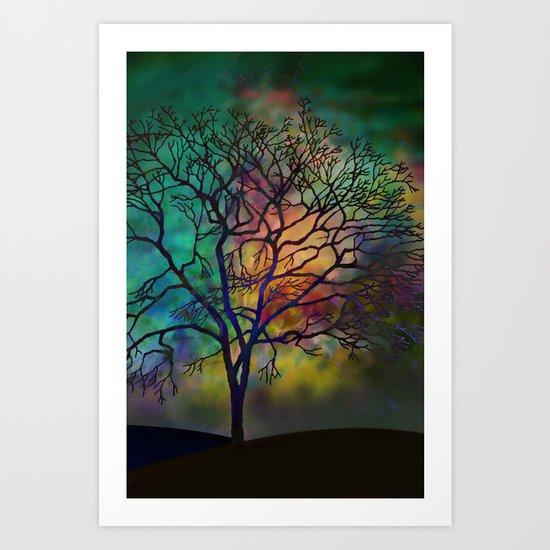Celestial Phenomenon Art Print