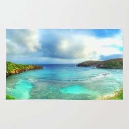 Hanauma Bay Beauty Rug