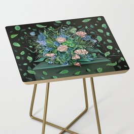 Invasive Exotic Side Table