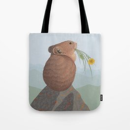 American Pika Tote Bag