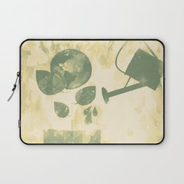 Water is Life-Earth Day 2 Laptop Sleeve