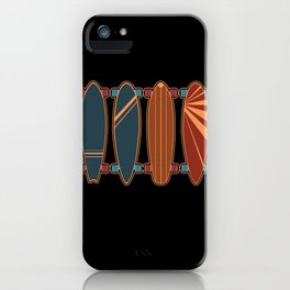Longboard iPhone Case