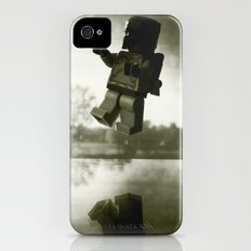 Boba Fetts flight iPhone (4, 4s) Slim Case