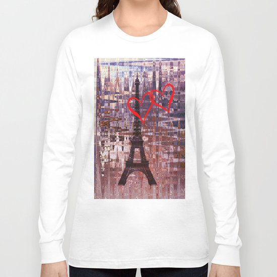 Evening in Paris Long Sleeve T-shirt