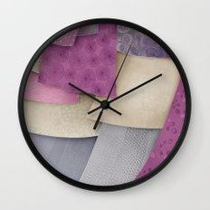 Japan poster Wall Clock