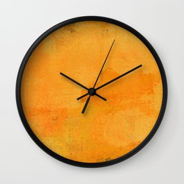 Abstract No. 371 Wall Clock