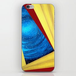 View Into My Universe iPhone Skin