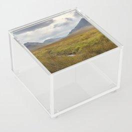 Glencoe, Scottish Highlands Acrylic Box