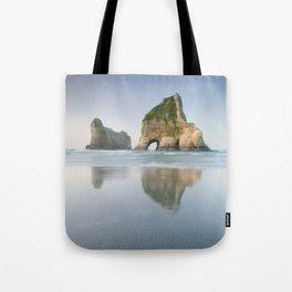 Gateway to the Tasman Sea Tote Bag