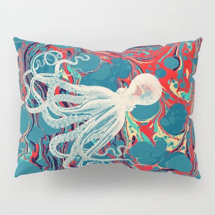 Vintage Octopus Pillow Sham
