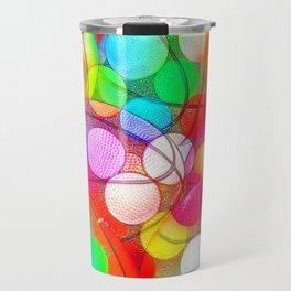 Basketball celebration Travel Mug