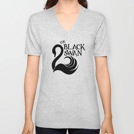 The Black Swan Unisex V-Neck