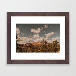 Sedonascape Framed Art Print