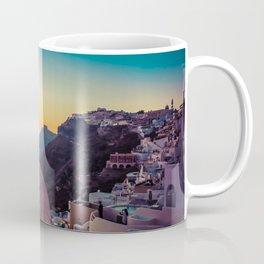 Adorable Santorini Coffee Mug