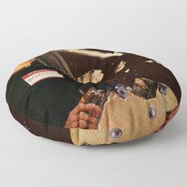 704 Interamnia Church Mixer Floor Pillow