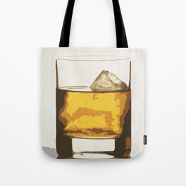 Old Scotch Whiskey Tote Bag