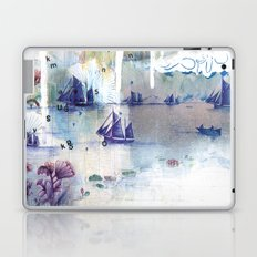 When Words Are Silent Laptop & iPad Skin