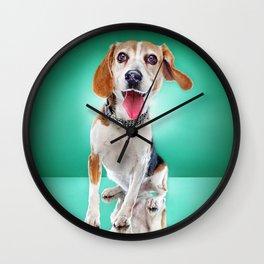 Super Pets Series 1 - Super Buckley 2 Wall Clock