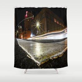 Falconry Shower Curtain