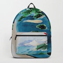 Window seat Backpack