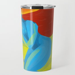 A Fish Out Of Water Travel Mug