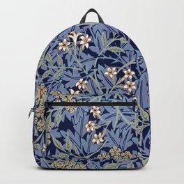 Blue Lillies Design Backpack
