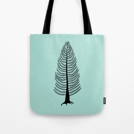 West Coast Cedar Tree Tote Bag