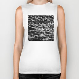 paradigm shift (monochrome series) Biker Tank