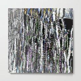 Beautiful Burnout Metal Print