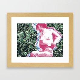 gertrude Framed Art Print