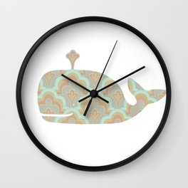 Whale then... Wall Clock
