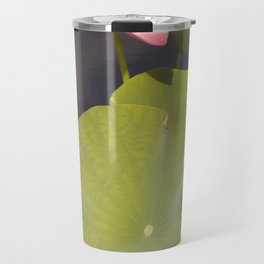 Pink Lotus by Teresa Thompson Travel Mug